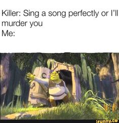 This is just pics of funny shit Humor Shrek 2, Shrek Memes, Dankest Memes, Stupid Memes, Stupid Funny, Funny Cute, The Funny, Funny Stuff, Funny Things