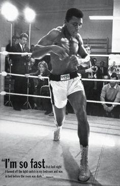 Muhammad Ali Poster Print (24 X 36) - Item # SCO5052 - Posterazzi