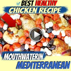 Mediterranean Diet Plan Looking for good Mediterranean Diet recipes? This Mediterranean Chicken recipe is so delicious and can be ready in under an hour. Mediterranean Chicken, Mediterranean Diet Recipes, Healthy Diet Recipes, Healthy Eating, Candida Recipes, Advocare Recipes, Cleanse Recipes, Healthy Juices, Ww Recipes
