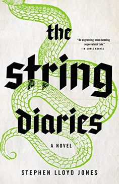The String Diaries by Stephen Lloyd Jones. New fiction mpl. The book opens with Hannah frantically driving,her daughter asleep in the back,her husband bleeding out in the seat beside her.In the trunk of the car rests a cache of diaries dating back 200 years,tied and retied with strings through generations.They carry the rules for survival that have been handed down from mother to daughter since the 19th cent.But how can Hannah escape an enemy that can look and sound like the people she…