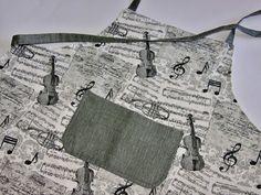 Zástěrka hudební