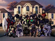 X-men Evolution (SBT)