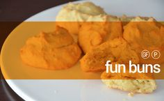FUN BUNS #paleo #bun #bread #recipe