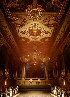 Orlais//The Winter Palace