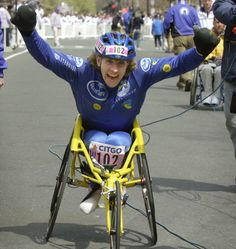 Jean Driscoll, who became a world-renowned Paralympic track champion after joining the University of Illinois' wheelchair athletes program, was named Sunday as a new ...