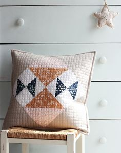 Love the Square Quilting --> yes, the quilting is perfect