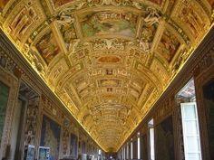 Gallery of Maps - Galleria delle Carte Geografiche | Atlas Obscura