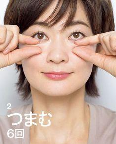 顔たるみ 眼窩下リガメント2