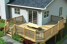 wrap around decks - Google Search