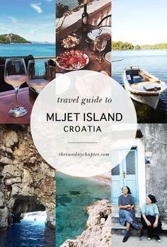Guide to Mljet: A Beautiful, Unspoiled Island in Croatia