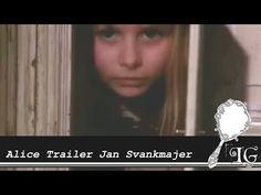 Alice Trailer Jan Svankmajer 1988 Něco z Alenky - YouTube