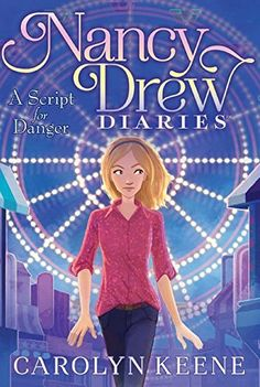 Nancy Drew Diaries #10, let's dig the new Nancy in pants