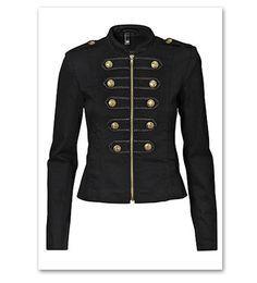 chaqueta militar mujer - Buscar con Google Abrigos Militares 35b109cfbd0c