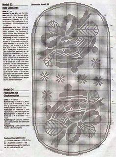 World crochet: Napkin 147