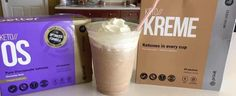 Heaven... Absolute HEAVEN! Who would have thought that this would taste this amazing and be sooooo good for you! Learn how to master the frappe!
