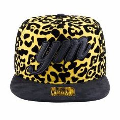 157eec935c8ea Boné Young Money Aba Reta Snapback Original - Flocking Tiger