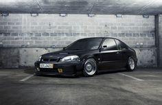 Adam's Honda by Justin Morrison on 500px