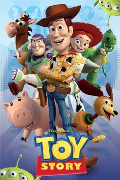 133. Movie Trilogy Night-Toy Story
