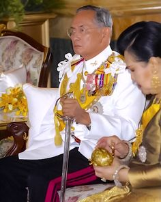 Celebrations To Mark The 60Th Anniversary Of Thai King Bhumibol Adulyadej'S Accession To The Throne