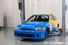 Spoon Sports Racing Civic