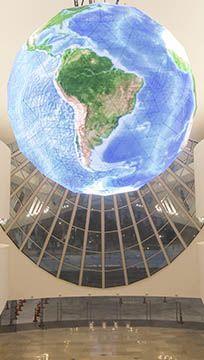 The Museum of Tomorrow in the Port Zone of Rio Museum, Rio De Janeiro, Museums
