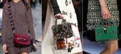 Жіночі модні сумки 2017 року - які аксесуари будуть в моді?