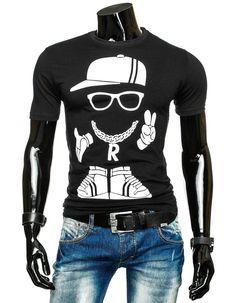 Sobota, wrzuć na luzzz: http://dstreet.pl/product-pol-2968-T-shirt-rx0664-.html #t-shirt #koszulka #dstreet