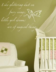 Fairy Dust Wall Decal