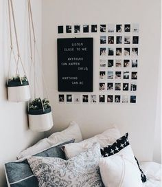 Home Decor - minimal - modern barn - boho chic - clean