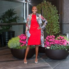 Street Style: Stunning Looks From the Studio Museum Luncheon in Harlem | Essence.com