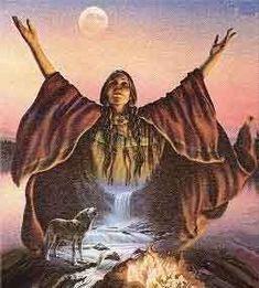Sabedoria Indígena: Oração de Um Xamã