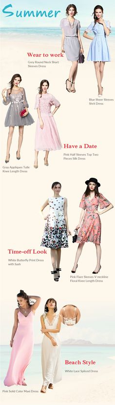 Looks we love for Summer Dress Edit
