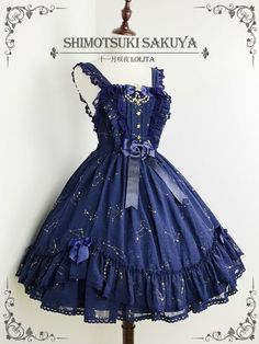 LolitaWardtobe - Bring You the latest Lolita dresses, coats, shoes, bags etc from Trustworthy Taobao indie Brands. We never resell Lolita items from untrustworthy Taobao stores. Harajuku Fashion, Kawaii Fashion, Lolita Fashion, Cute Fashion, Rock Fashion, Gothic Fashion, Fashion Fashion, Pretty Outfits, Pretty Dresses
