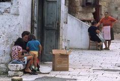 MATERA 1970 - CHOOSING THE RIGHT  FIGS