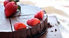 KATESCUISINE: Nejjednodušší čokoládový koláč na světě