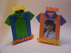 Porta Retrato Camisa 12x15/7x11 Papai Meu Herói-Cortes para Montar