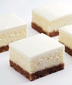 Lemon Cheesecake Bars recipe by sharonsparkles