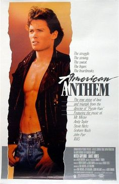 American Anthem Movie Poster - Internet Movie Poster Awards Gallery