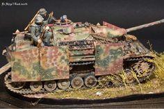 IV号突撃砲 後期型 情景 Sturmgeschütz IV Sd.Kfz.167 vignette