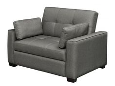 Orlando Twin Futon Couch, Sofa, Pull Out Bed, Orlando, Twins, Armchair, Lifestyle, Pillows, Furniture