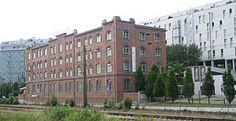 Garvenswerke, Handelskai, Wien Kai, Multi Story Building, Industrial, History, Industrial Music, Chicken