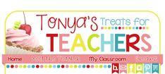 Tonya's Treats for Teachers