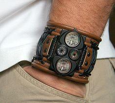 Voyager Wrist Watch Bracelet | CoolShitiBuy.com