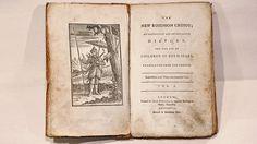 Das 1788 in London erschienene Buch hat Joachim Heinrich Campe (1746-1818) verfasst. Der deutsche Schriftsteller hat sich den Roman von Daniel Defoe zum Vorbild genommen. Wert: 60 Euro.