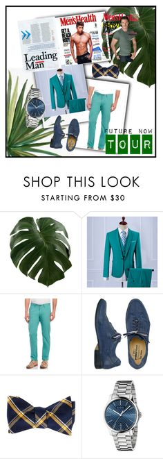 """""""Dress Code"""" by deemonk ❤ liked on Polyvore featuring Ben Sherman, pakerson, Tommy Hilfiger, Gucci, Pottery Barn, men's fashion and menswear"""