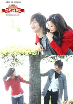 Seung Jo & Ha Ni disfrutando de su Luna de Miel - Playful Kiss, Episodio 15