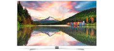 """El nuevo televisor de LG es una monstruosidad 8K de 98 pulgadas   LG ya nos había anticipado que traía webOS 3.0 al CES 2016 pero desde el punto de vista hardware parece que también hay golosas novedades: se incorporan al catálogo nuevos tamaños y resoluciones de pantalla. Lo más llamativo un televisor 8K.  """"Las teles 8K tienen dieciséis veces más resolución que el estándar FullHD""""  El nuevo televisor 8K de LG tiene pinta de ser la mejor elección para presumir si tienes sitio donde ponerlo…"""
