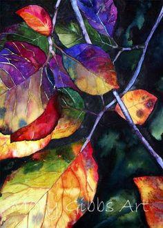 Живопись. Осень…