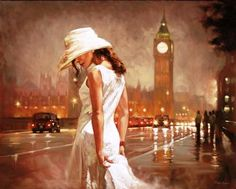 """An Evening in London"" by Mark Spain"