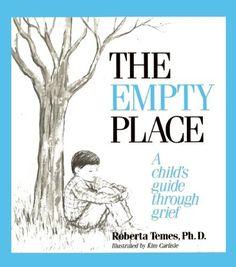 The Empty Place: A Child's Guide Through Grief (Let's Talk), http://www.amazon.com/dp/0882821180/ref=cm_sw_r_pi_awdm_mxkrvb0CYZ28Z